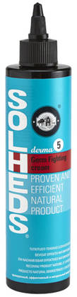 Solheds Derma5 Germ Fighting cream 250ml - Ihonhoito - Derma5300 - 2