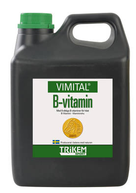 Trikem Vimital B-vitamiiniliuos 1000ml - Vitamiinit - 178300 - 1