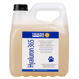 Trikem Working Dog Hyaluron 365 3000ml - Lisäravinteet - 1835300 - 1