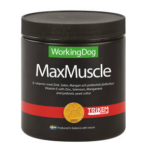 Trikem Working Dog MaxMuscle 600g - Lisäravinteet - 1880000 - 1