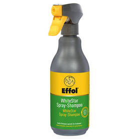 Effol White Star Spray shampoo 750ml - Hevosshamppoot - EF113561 - 1