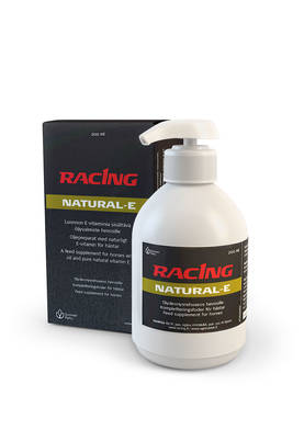 Racing Natural-E 200ml - Vitamiinit - R86131 - 1
