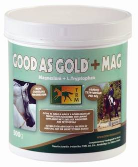 TRM Good as Gold + MAG 500g - Stressiherkille - 14035- goodasgold - 1